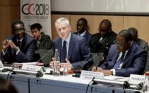 La France ouverte à une réforme ambitieuse du FCFA, selon son ministre des Finances Bruno Le Maire