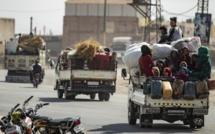Syrie: 10 civils tués samedi dans les bombardements turcs, selon une ONG