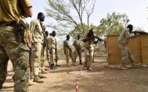 Burkina Faso: rassemblement contre la présence de forces étrangères