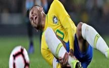 Amical Brésil-Nigéria : Neymar sorti sur blessure
