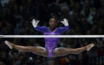 L'Américaine Simone Biles devient la gymnaste la plus médaillée de l'histoire