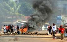 Guinée: Des heurts éclatent à nouveau à Conakry