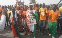 Reportage-Côte d'Ivoire: Immense déception après la finale perdue contre la Zambie