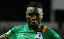 "CAN 2012 Zambie - E.Mayuka: ""Une joie indescriptible"""