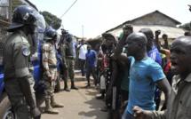 Manifestations Guinée: 10 morts enregistrés ce mercredi