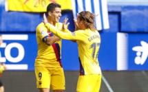 9e journée Liga: le Barça s'impose à Eibar avec un Griezmann décisif