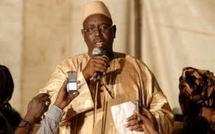 Macky Sall accuse Me Wade de tout manigancer pour « un report de la présidentielle »