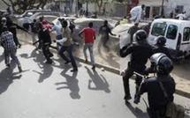 Manif à la Zawiya El Hadj Malick Sy: 08 blessés dont un grave