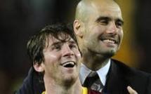 Liga: Messi s'offre un second quadruplé et veut garder Guardiola