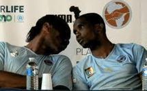 Oeuvre de bienfaisance: Drogba et Eto'o à Abidjan ce vendredi
