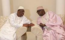 Tivaouane: Macky Sall exprime sa gratitude au Khalife des Tidianes pour l'obtention de son second mandat