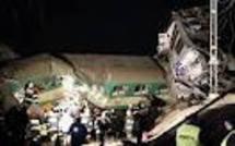 Pologne: Une collision ferroviaire fait 14 morts et 54 blessés dans le sud du pays