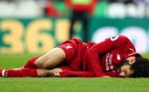 Liverpool : inquiétude autour de la cheville de Mohamed Salah