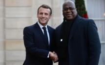 La France annonce 65 millions d'euros d'aides à la RDC