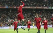 Éliminatoires Euro 2020 : Cristiano Ronaldo et le Portugal torpillent la Lituanie, l'Angleterre en démonstration face au Monténégro