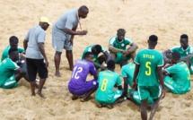Mondial Beach Soccer: Les «Lions» prennent la tête du groupe C, le Nigeria rentre à la maison