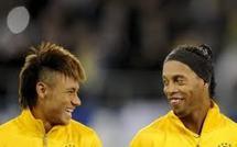 JO-Brésil : Neymar et Ronaldinho présélectionnés