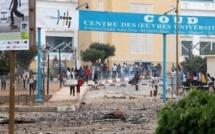 """Les agents du COUD alertent: """"nos vies sont en danger avec les étudiants"""""""
