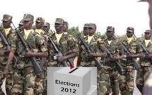Linguère : Vote des militaires et paramilitaires - Très faible affluence de la grande muette au 2e  tour.