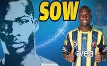 Turquie: Moussa Sow marque dans le chaud derby contre Galatasaray