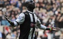Premier League: Papiss Demba Cissé signe sa troisième réalisation