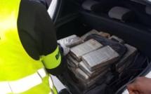 Vidéo- AIBD: comment la gendarmerie a saisi les 600 KG de drogue dissimilés dans des objets d'art