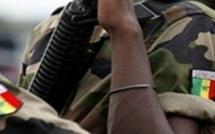Casamance: un militaire porté disparu à Elinkine