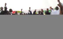 Macky Sall préconise « une liste commune » aux élections législatives de juin prochain