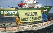 Pêche: Greenpeace exige à Khouraichi Thiam l'annulation immédiate des autorisation de pêche allouées aux chalutiers étrangers