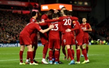 #PremierLeague - Liverpool écrase Everton (5-2)