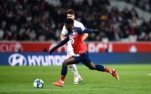 #Ligue1 - Lille montre sur le podium
