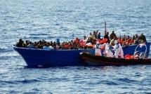 Une autre pirogue transportant 189 migrants clandestins interceptée par les autorités mauritaniennes