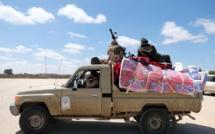 Les États-Unis réclament les débris d'un drone militaire disparu en Libye