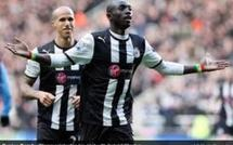 Premier League: Papiss Demba Cissé adulé par St Jame's Park