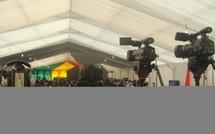 Investiture de Macky Sall : La presse reléguée au second plan