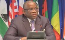 Georges Rebelo Pinto Chikoti après sa nomination au poste de SG des ACP : «Il m'arrive de m'inquiéter de la faiblesse de notre organisation (…)»