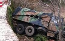 Louga: plus de 15 militaires blessés lors d'une chute de leur véhicule