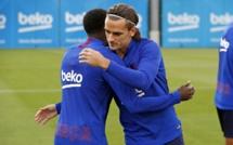 #LigueDesChampions - Wagué titulaire avec le Barça à Milan