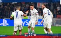 #LigueDesChampions - Lyon qualifié de justesse