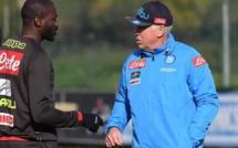 Naples: Kalidou Koulibaly réagit au limogeage de Ancelotti