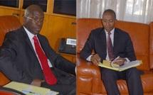 Passation de service à la Primature : Abdoul Mbaye et Souleymane Ndéné Ndiaye échangent à huis clos
