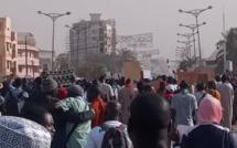 Vidéos + Photos - Les images de la mobilisation de ÑOO LANK contre la hausse de l'électricité et pour la libération de Guy Marius et Cie