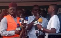 Aliou Sané de Y'en a Marre prévient Macky: «on lui donne une semaine avant de descendre au Palais»