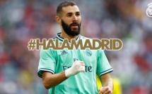 #Liga - Benzema sauve le Réal de la défaite à la 95e minute