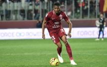 Ligue 1: Opa Nguette dans l'équipe type de la 18e journée