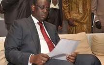 Macky Sall préside son remier Conseil des ministres ce jeudi