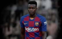 FC Barcelone vs Real Madrid: Moussa Wagué zappé Clasico