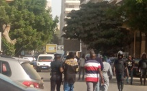 Vidéo de l'arrestation de Aliou Sané de Y'En A Marre