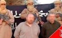 Deux otages français au Mali appellent à l'aide dans une vidéo