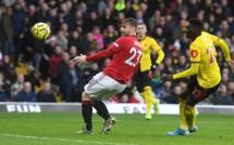 #PremierLeague - Ismaila Sarr ouvre son compteur but contre Manchester United